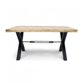 Рабочий стол в стиле лофт ДХАТУ средний